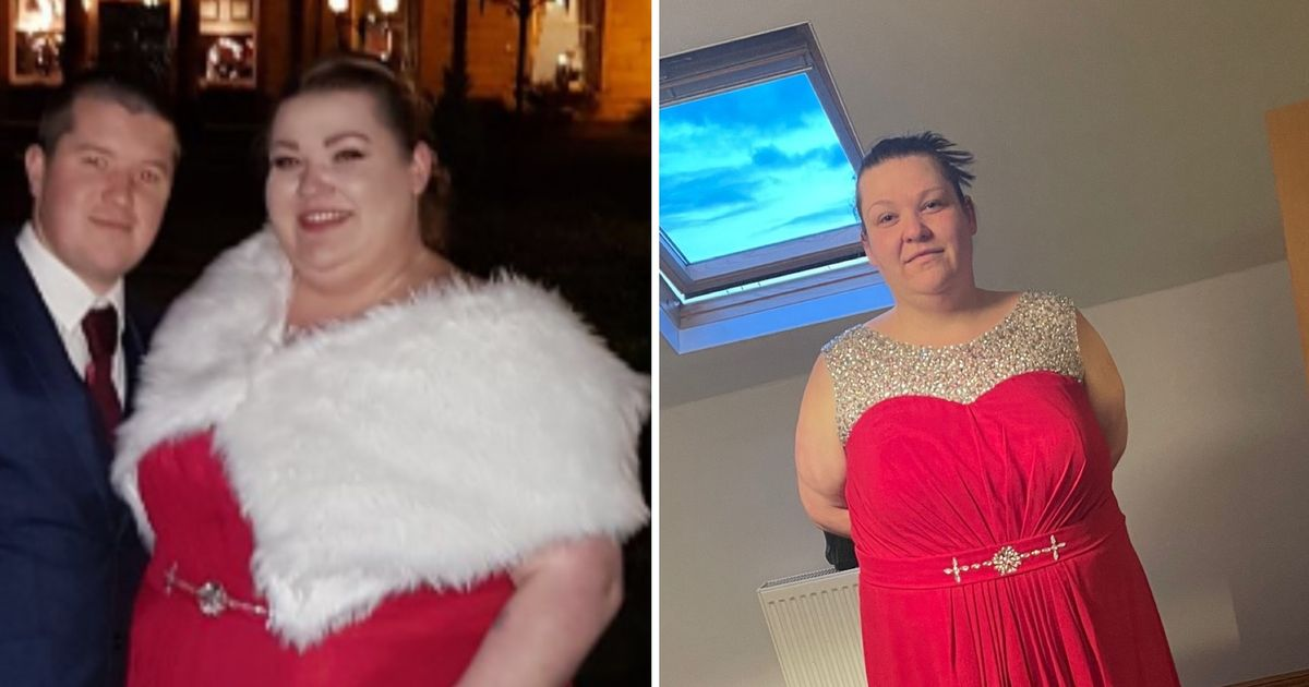 Woman loses 87lbs and says the weight loss helped her fall pregnant