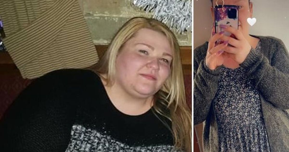Woman loses more than 6 stone and says the weight loss helped her fall pregnant