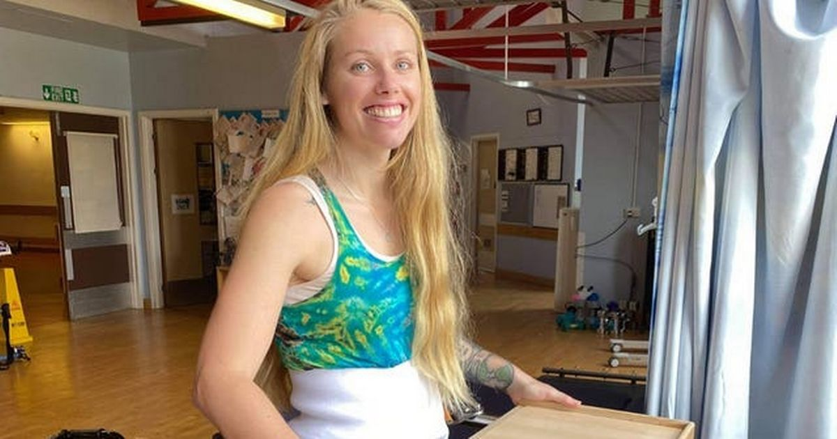 Yoga teacher who can't walk after falling off bike told boyfriend to leave her