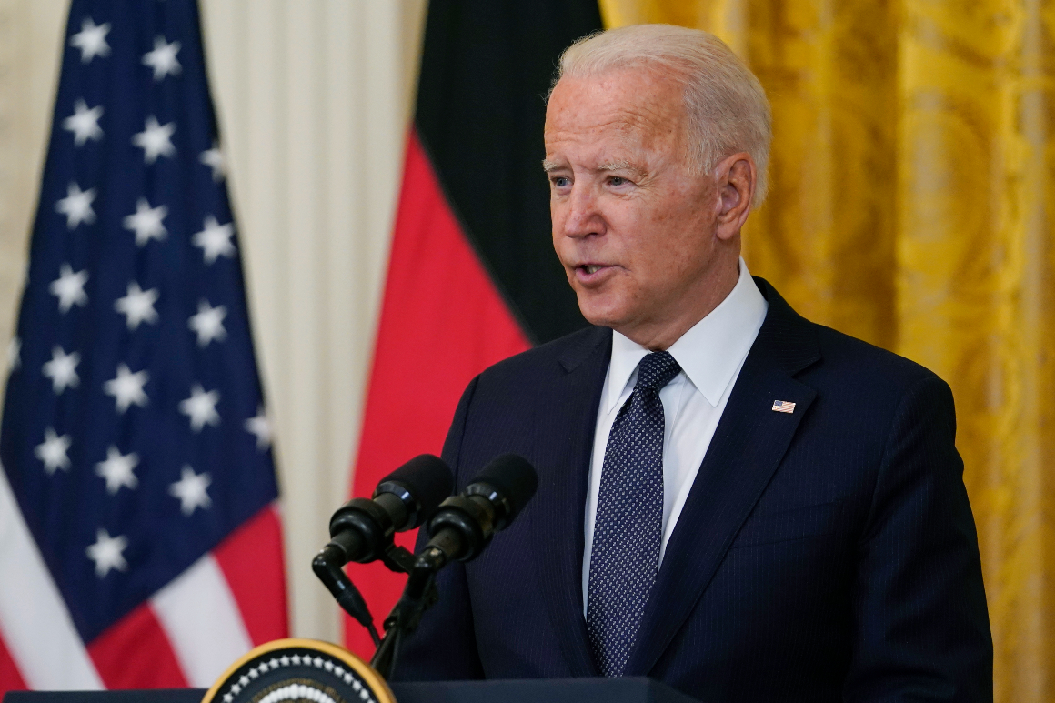 'Normal is not good enough': After Trump, pressure's on Biden to create new ethics rules