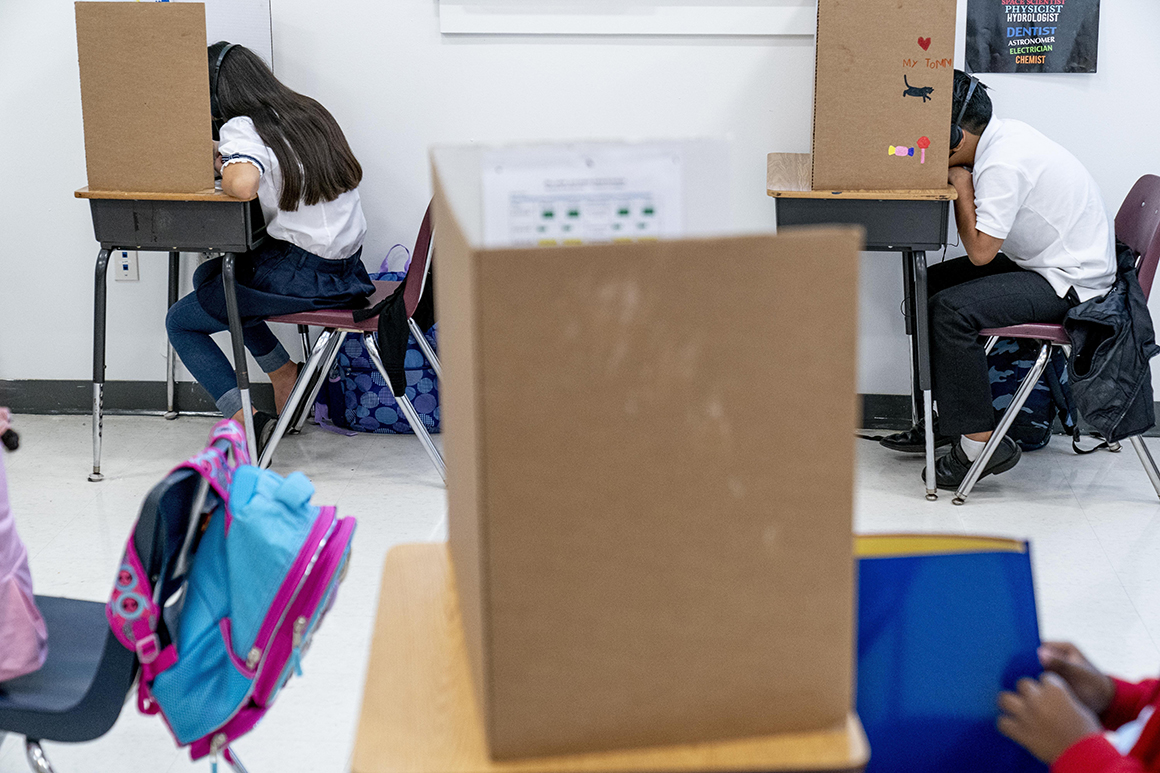 'People are scared': Democrats lose ground on school equity plans