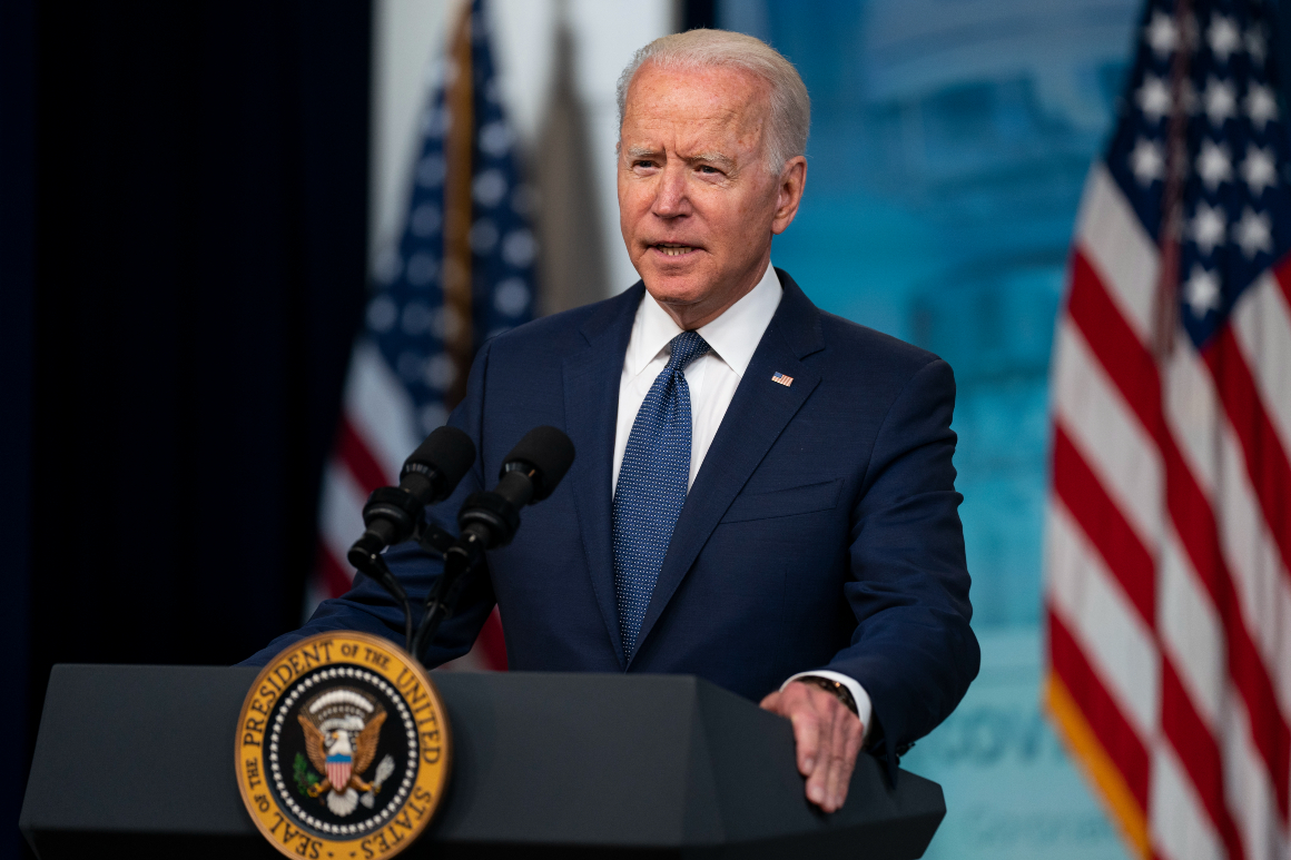 'This was not dissent. It was disorder': Biden marks 6-month anniversary of Capitol attack