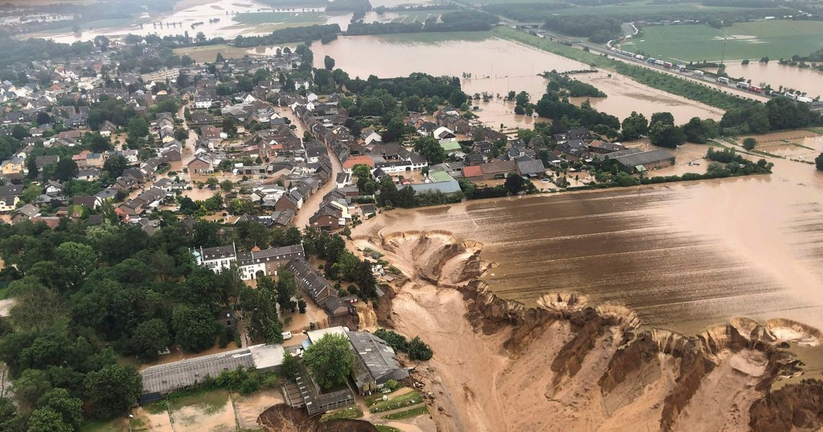 'Enormous pressure' on dam as locals fear it may burst after flood killed 168