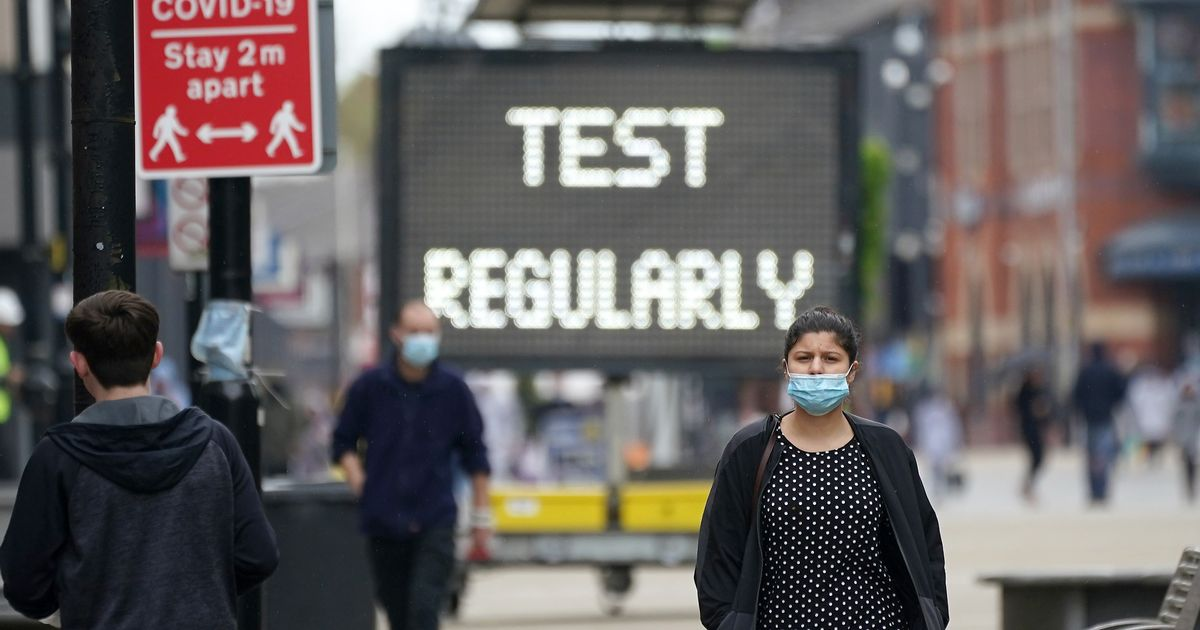 1.5m fewer Covid tests carried out since Freedom Day