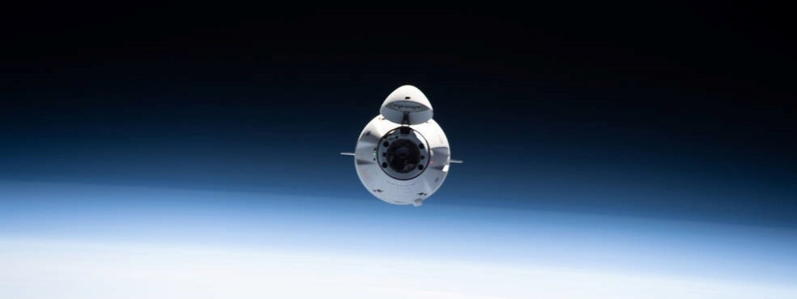 SpaceX Cargo Dragon Returns to Earth With ISS Experiments