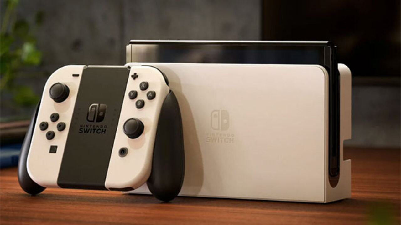 Nintendo Switch OLED Introduced! Here Are The Features