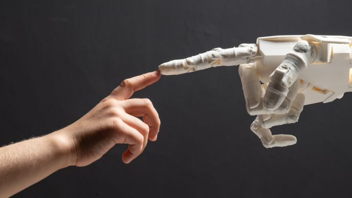 Robots that feel and heal: They create a material that gives them this ability