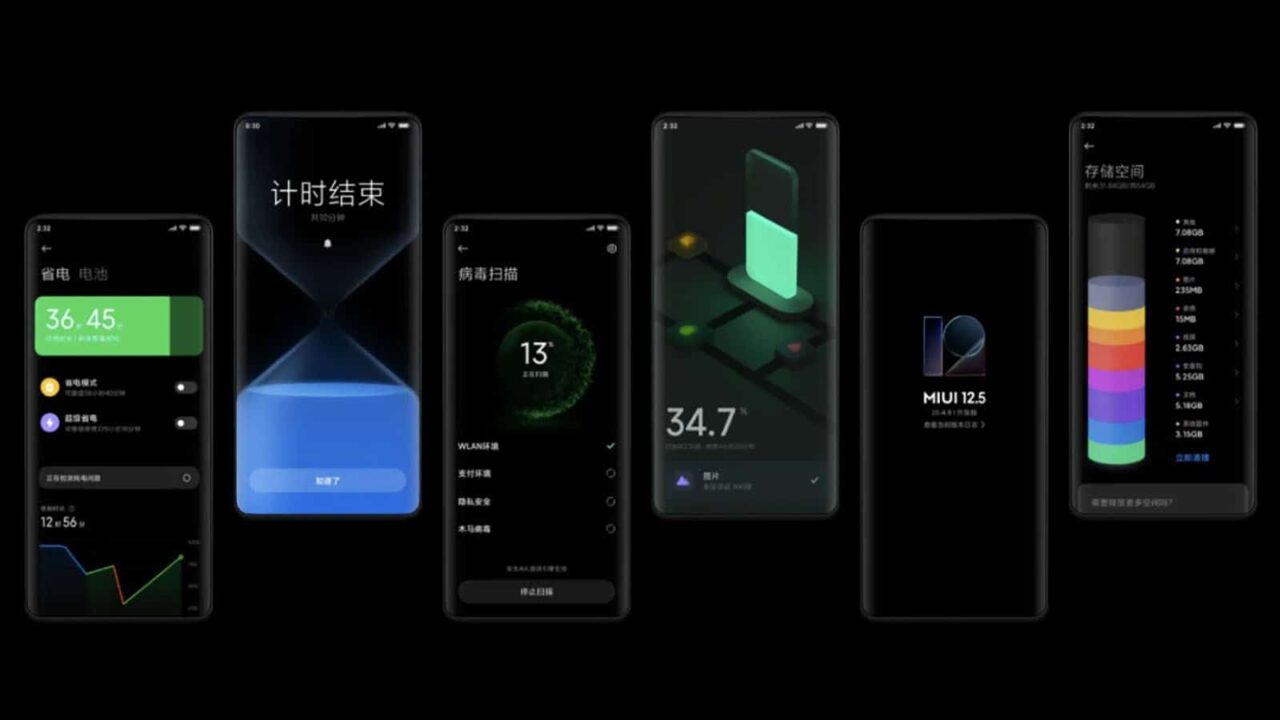 Xiaomi Has Officially Announced The Latest Models To Receive MIUI 12.5!