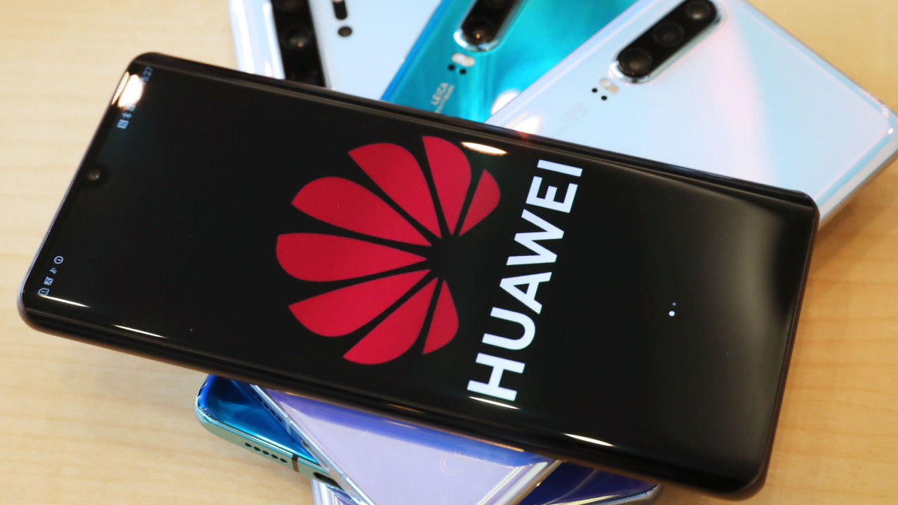 Huawei Is Working On 90W Fast Charging System