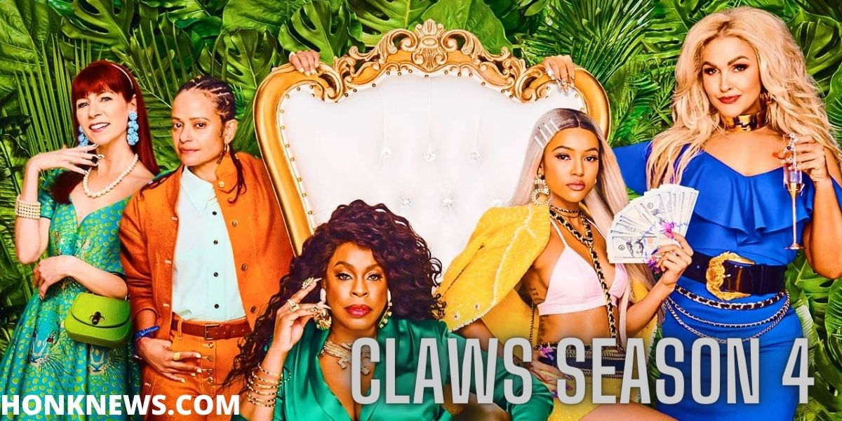 Claws Season 4: A Comedy Tale of the Time