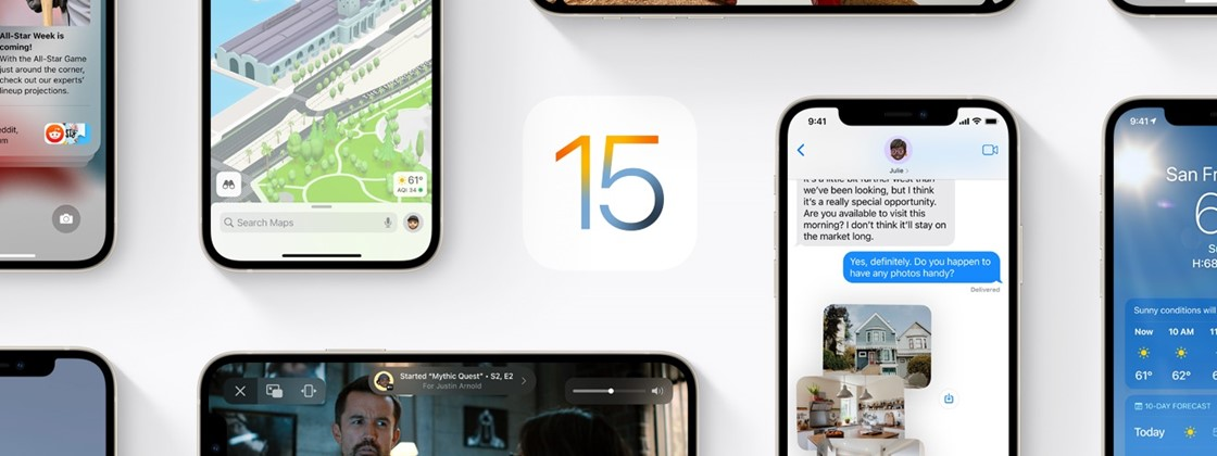 Apple Releases New Public Beta for iOS 15, macOS Monterey and More