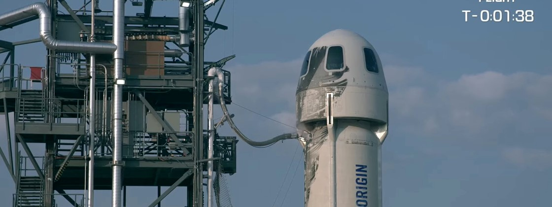 Jeff Bezos, Founder of Amazon, Goes Into Space; Check The Images