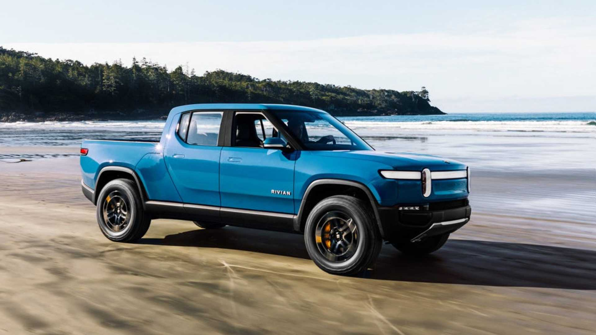 Tesla Rival Rivian Gains Volume: Receives Another $2.5 Billion Investment
