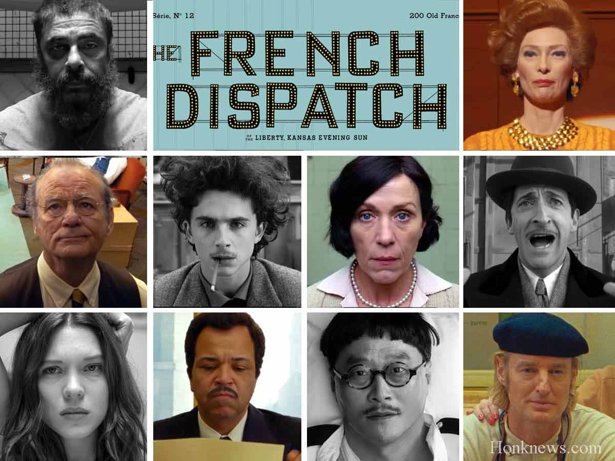 The French Dispatch Review: Must Read To Know Everything About It