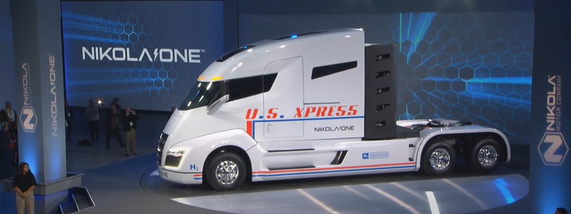 Nikola: Founder Charged With Fraud For Lying About Truck