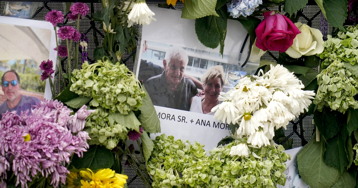 A Cuban American leader who participated in Bay of Pigs among condo collapse victims