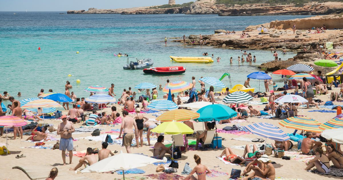 All the countries on UK amber and red lists as Majorca and Ibiza no longer green