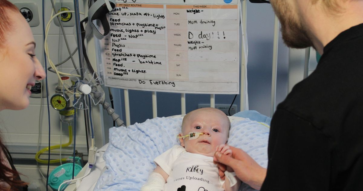 Baby with spinal muscular atrophy receives 'most expensive drug in the world'