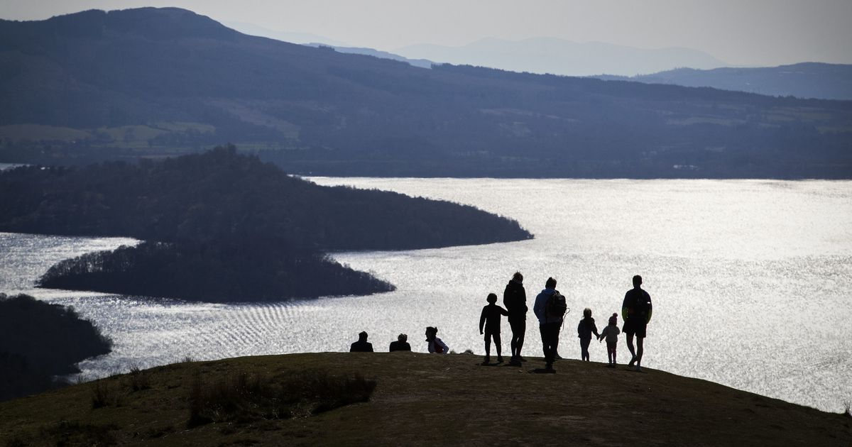 Boy, nine, among three dead in drowning tragedy at beauty spot