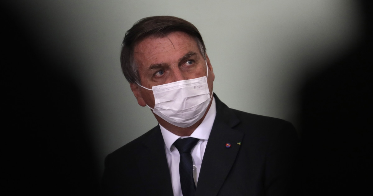 Brazil's Bolsonaro hospitalized after 10 days of hiccups, won't undergo immediate surgery