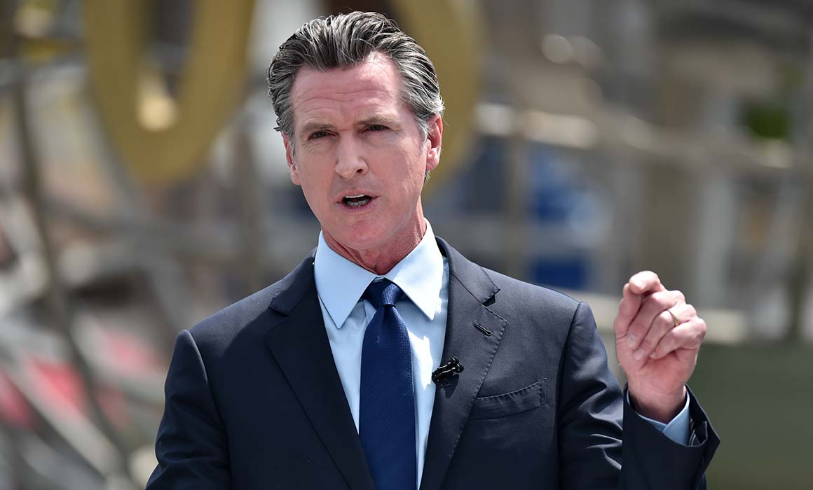 California has 41 candidates for September recall election