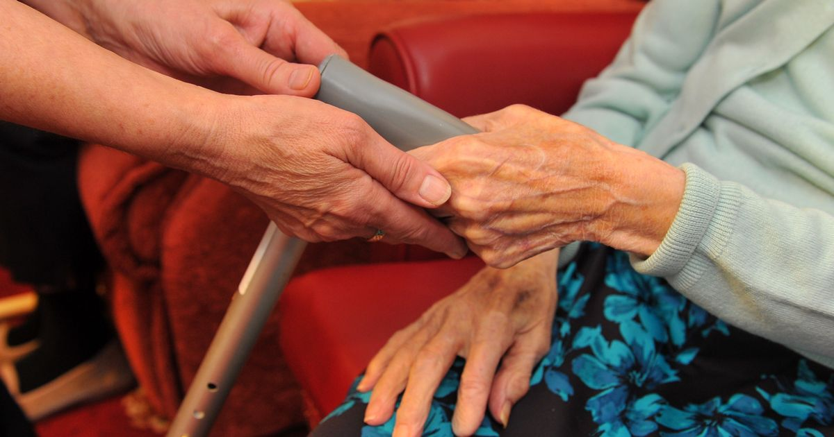 Care home visits unlikely to 'completely go back to normal'