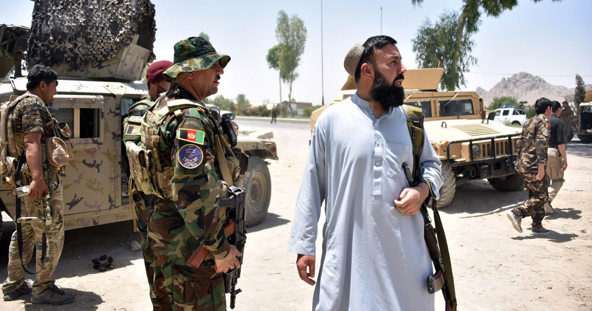 Civilian deaths, Taliban attacks rising as full U.S. withdrawal from Afghanistan looms, report says