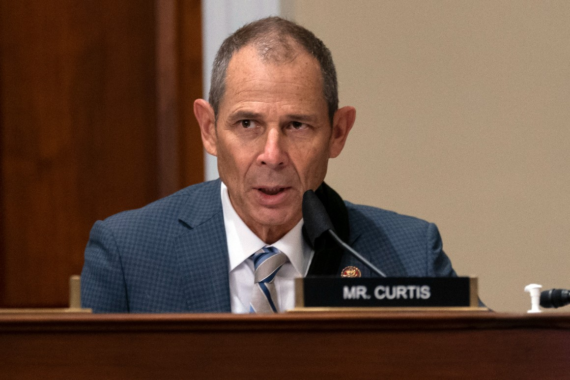 Conservative climate caucus head: GOP has shifted on warming