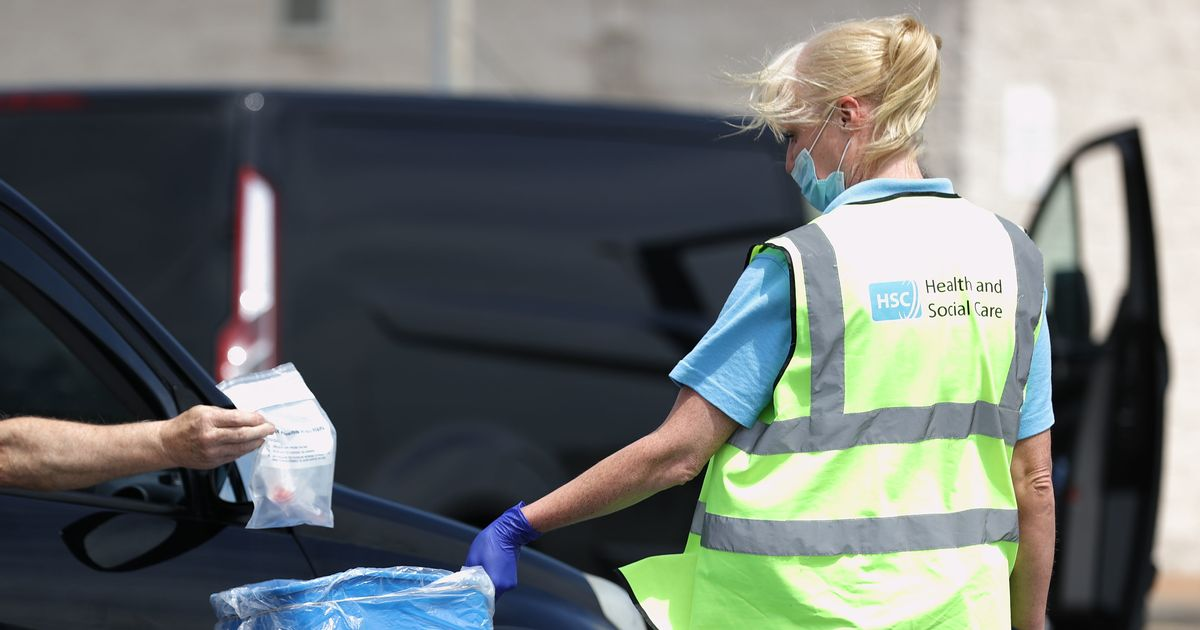 Coronavirus daily data delayed by six hours after 'technical difficulty'