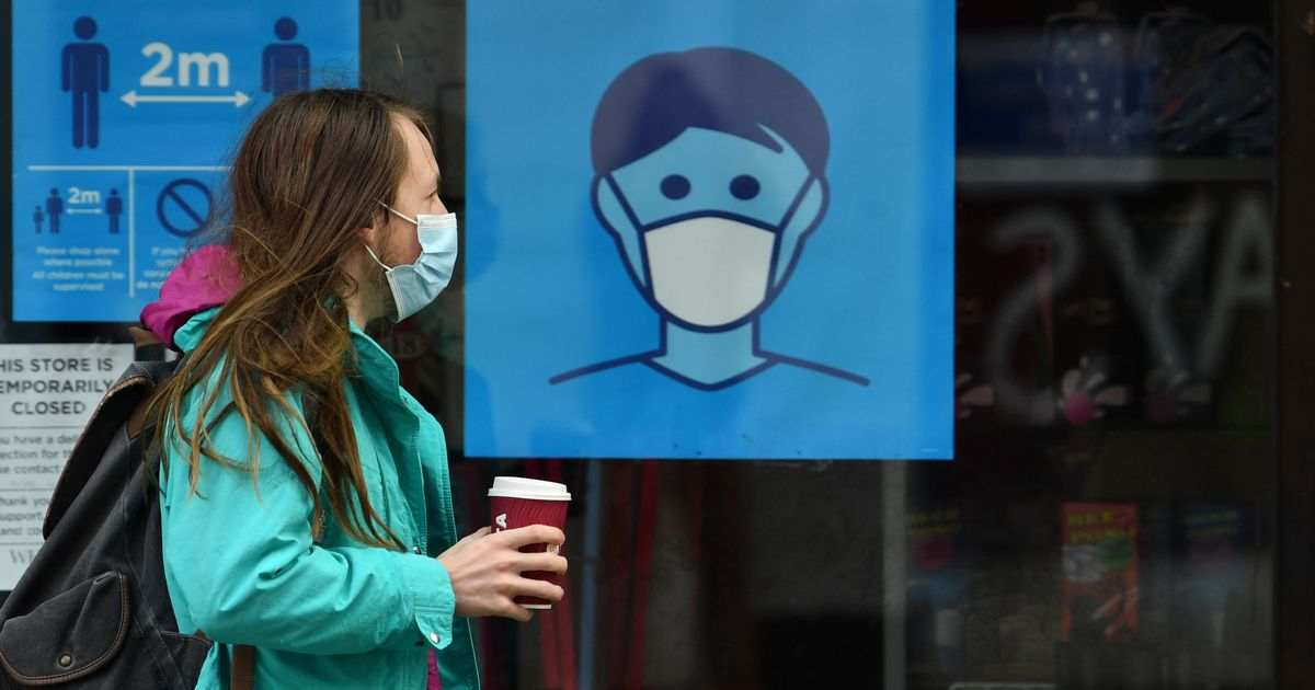 Covid face mask law petition divides opinion after demanding gov ditches plans