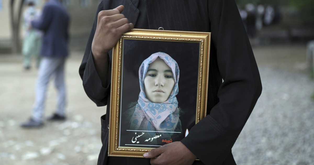 Deaths of women and children surge as U.S. withdraws from Afghanistan