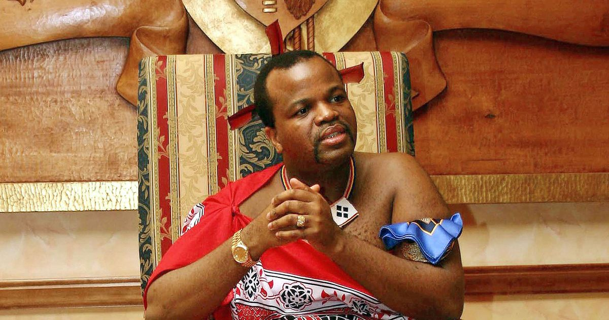 Dozens of Swaziland protesters killed opposing Africa's last all-powerful king
