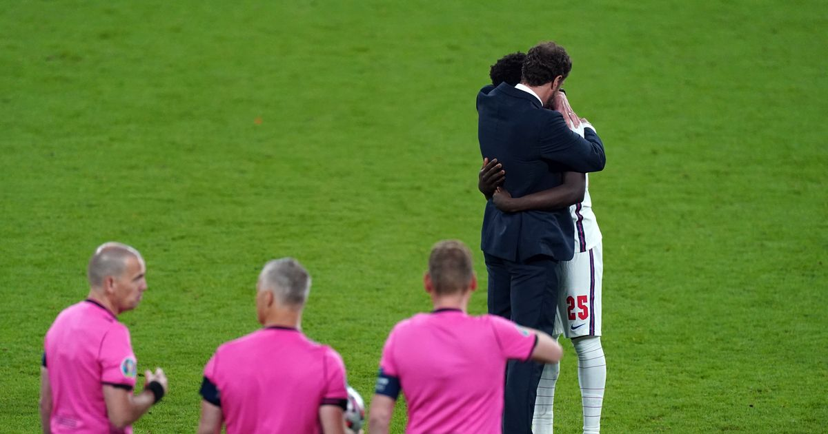 Estate agent suspended after alleged racist tweets at England players