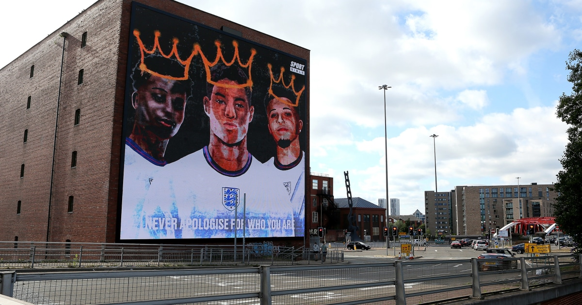 From banana skins to banana emoji: English soccer, blighted by racism, leads charge against it