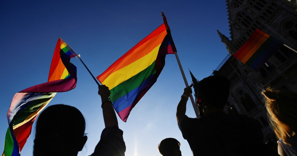 Hungary's clash with E.U. over LGBTQ rights deepens
