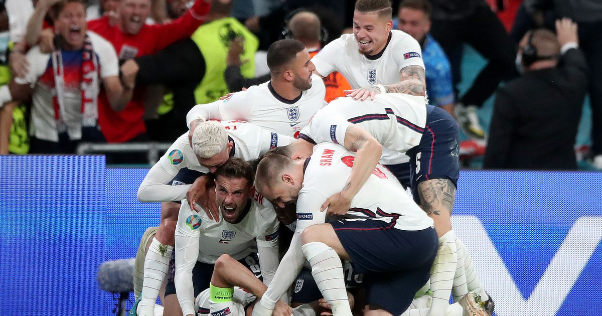 Incredible gesture by England players with Euros prize money
