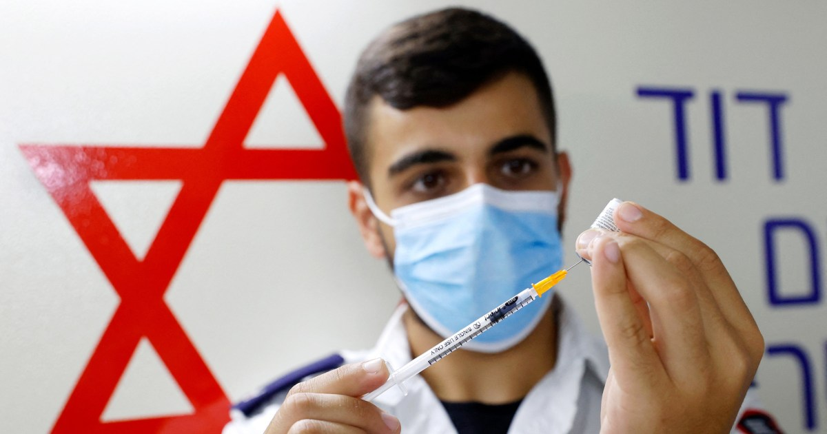 Israel to reinstate Covid-19 'Green Pass' vaccine certificates  as Delta variant hits