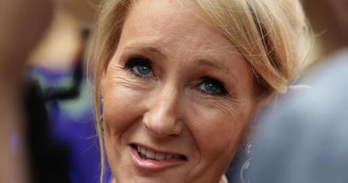 JK Rowling opens up on name usage for first Harry Potter book