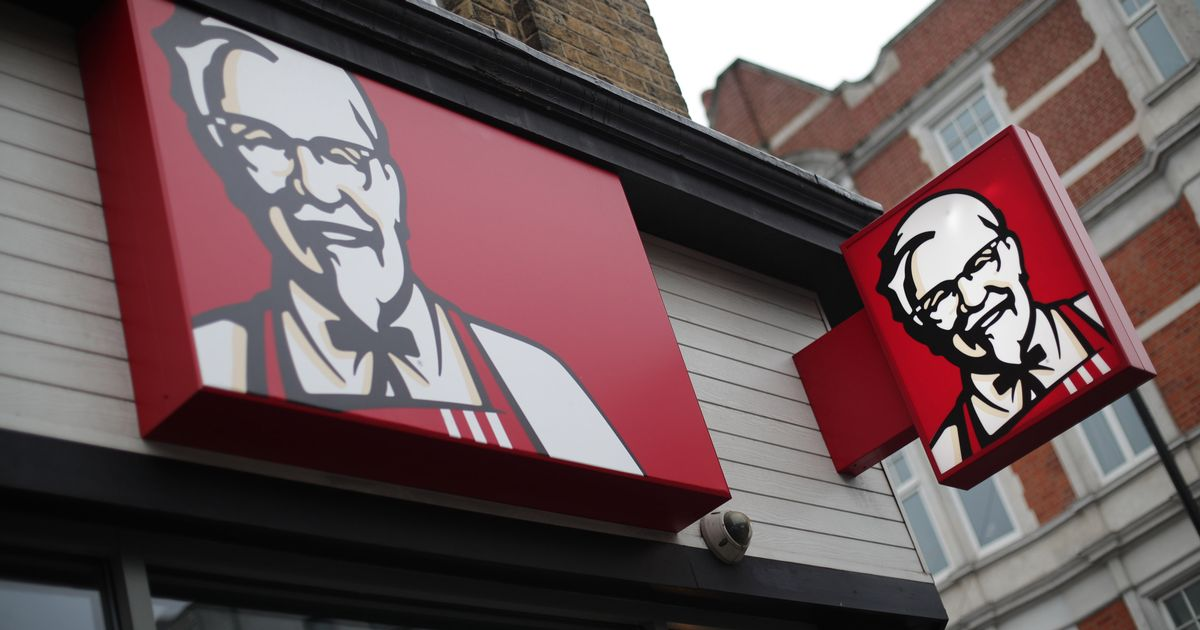 KFC has best chicken welfare record out of fast food chains