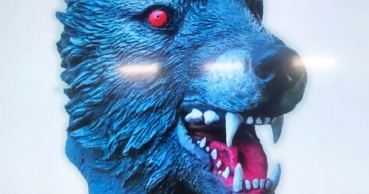 Man who raped girl, 11, in park while wearing terrifying wolf mask is jailed