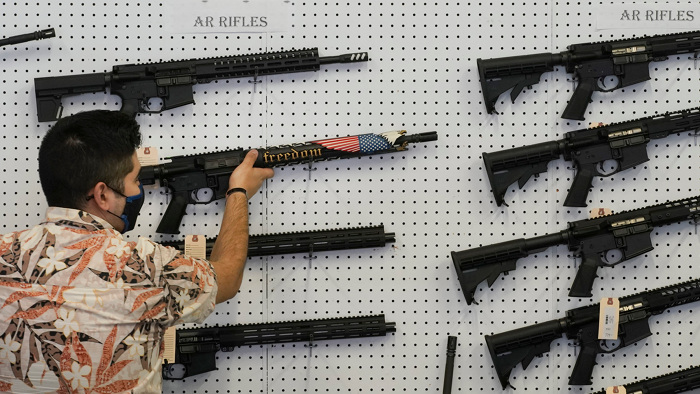 More People Are Buying Guns. Fewer People Are Getting Background Checks.