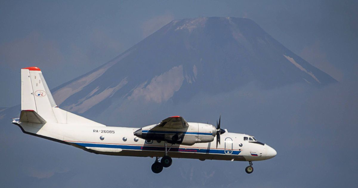 Mystery as Russian plane carrying 17 passengers vanishes over Siberia