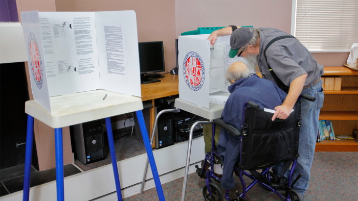 New Laws Let Americans With Disabilities Vote Online. They've Also Resurrected The Debate About Voting Access vs. Election Security.