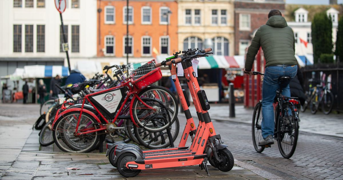 Over 100 e-scooters seized as police urge riders to travel safely
