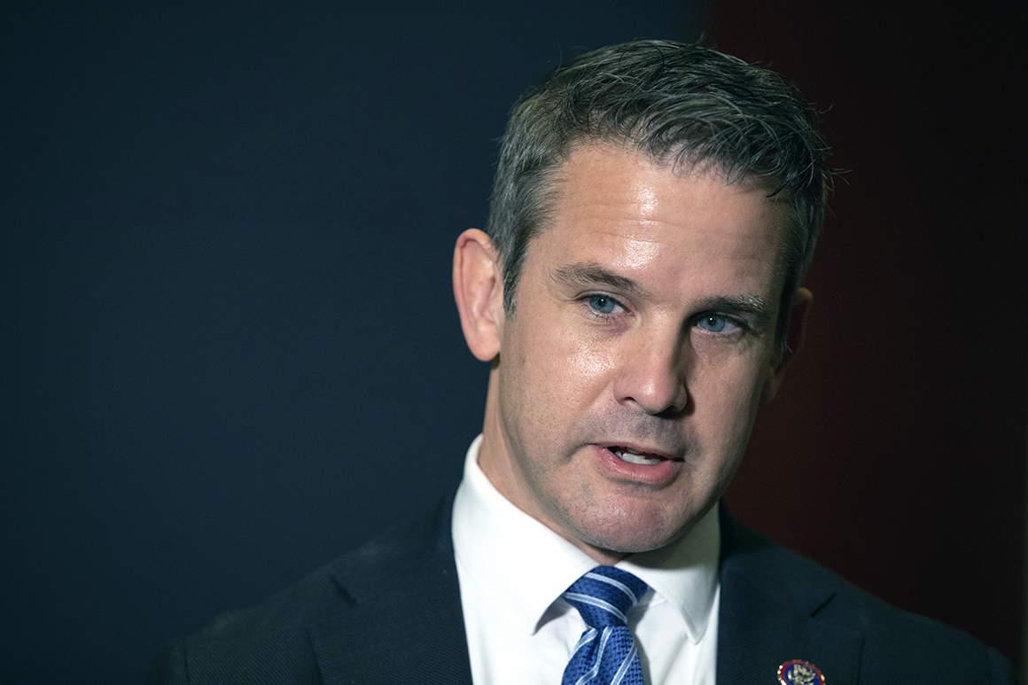 Pelosi teases Kinzinger addition to Jan. 6 Capitol attack investigation