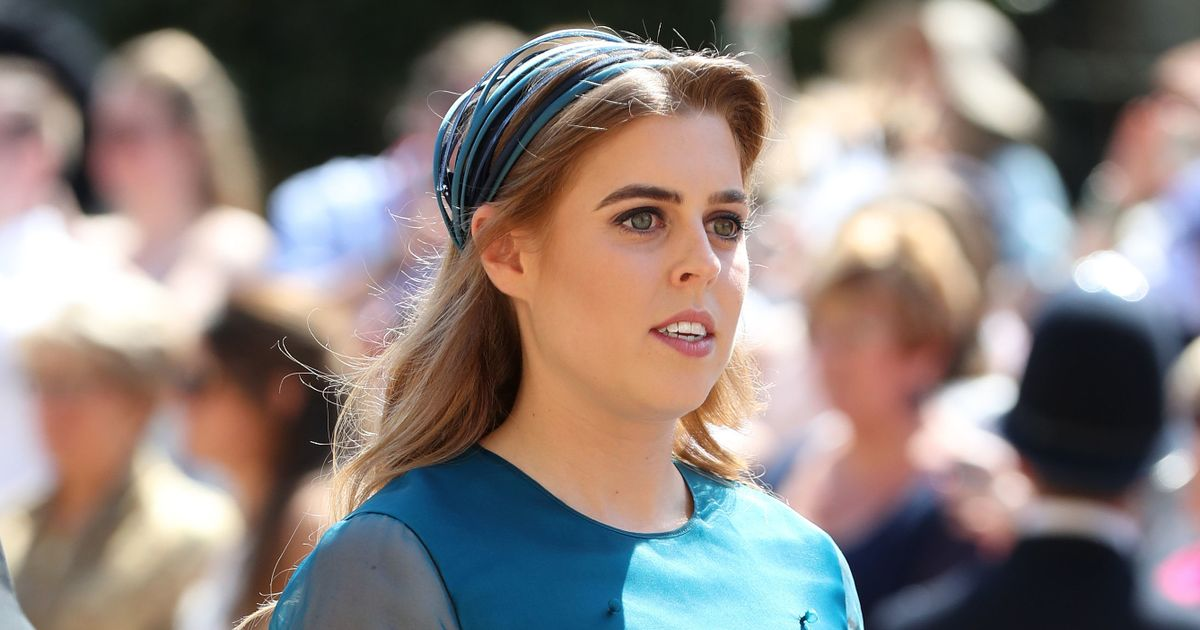 Princess Beatrice's name changed as Queen thought it was 'too yuppie'