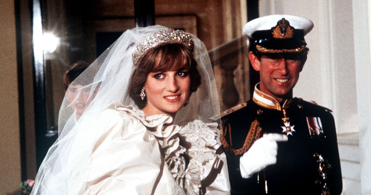 Princess Diana 'tried to call off marriage to Charles' two days before wedding