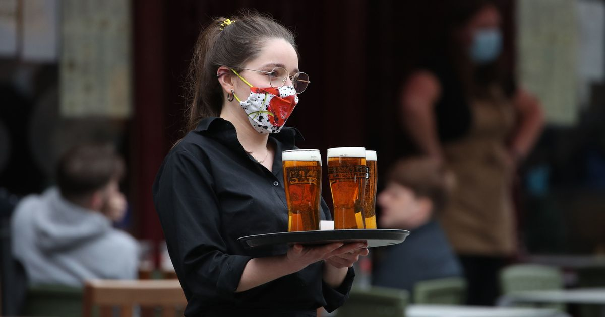 Pubs are worried Covid restrictions will hamper England v Ukraine sales