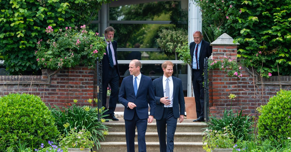 Reason Prince William doesn't wear his wedding ring but brother Harry does