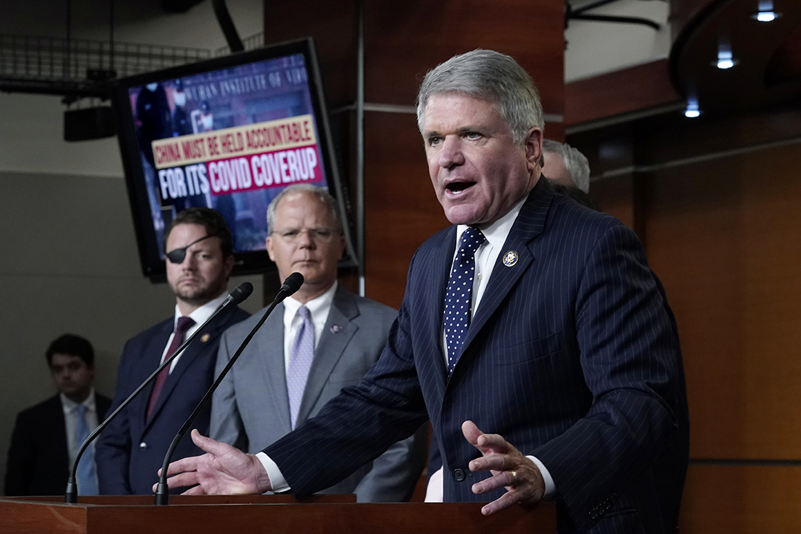 Rep. McCaul: Biden is 'going to own' Afghanistan fallout